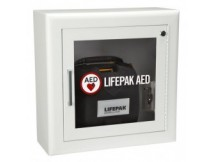 LIFEPAK AED Wall Cabinet